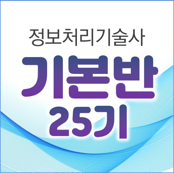 [정보처리기술사-기본] 기본반 25기(피터함PE)