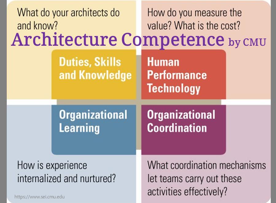 소프트웨어 아키텍트의 이해와 대응